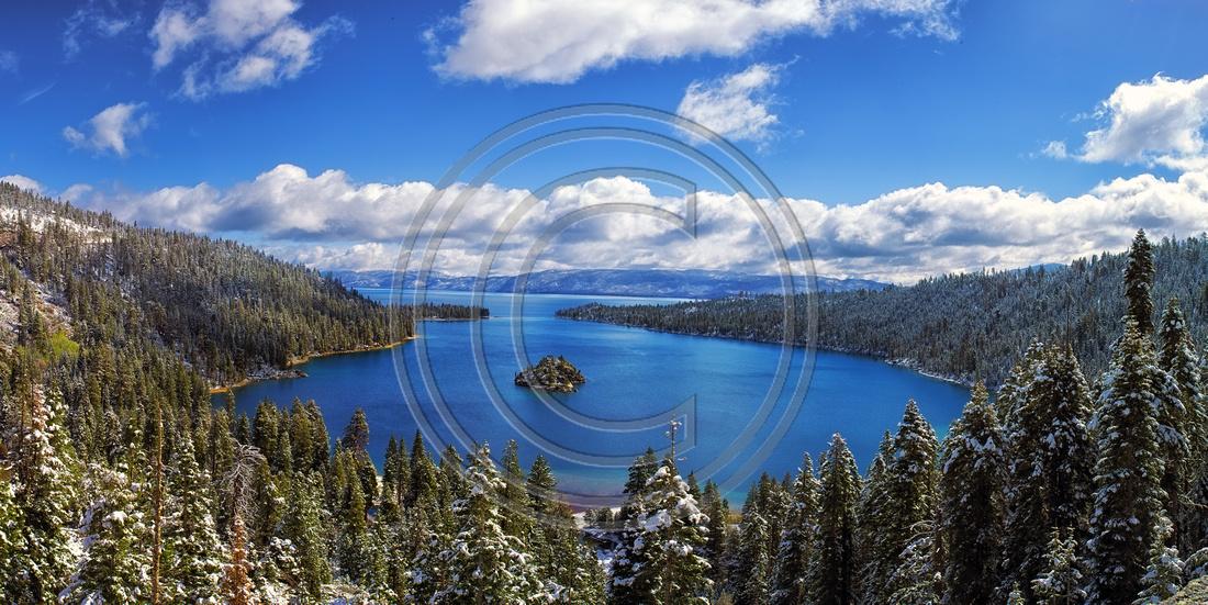 Lake Tahoe Blues, Emerald Bay, South Lake Tahoe, California