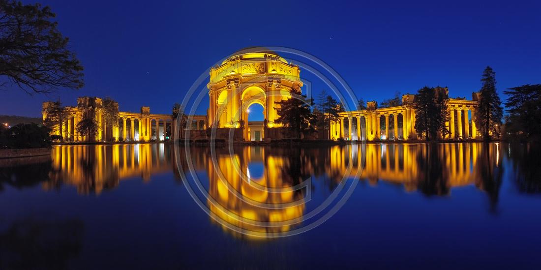 Palace of Fine Arts, San Francisco
