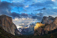 Tunnel View: Yosemite National Park