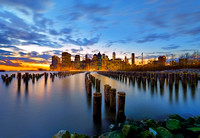 A view of Manhattan, New York City