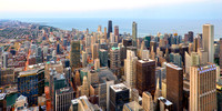 Chicago from Top