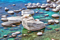 Bonsai Rock: South lake Tahoe